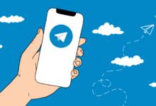 تصویر از شماره مجازی تلگرام و روشهای خرید آن